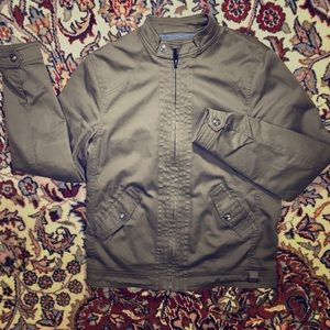 ZARA MAN Summer Weight Military Inspired Bomber